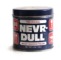 Nevr-Dull Polishing Cloth