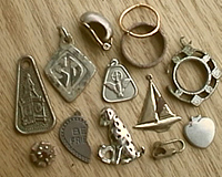 Lost pendents
