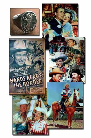 Roy Rogers ring